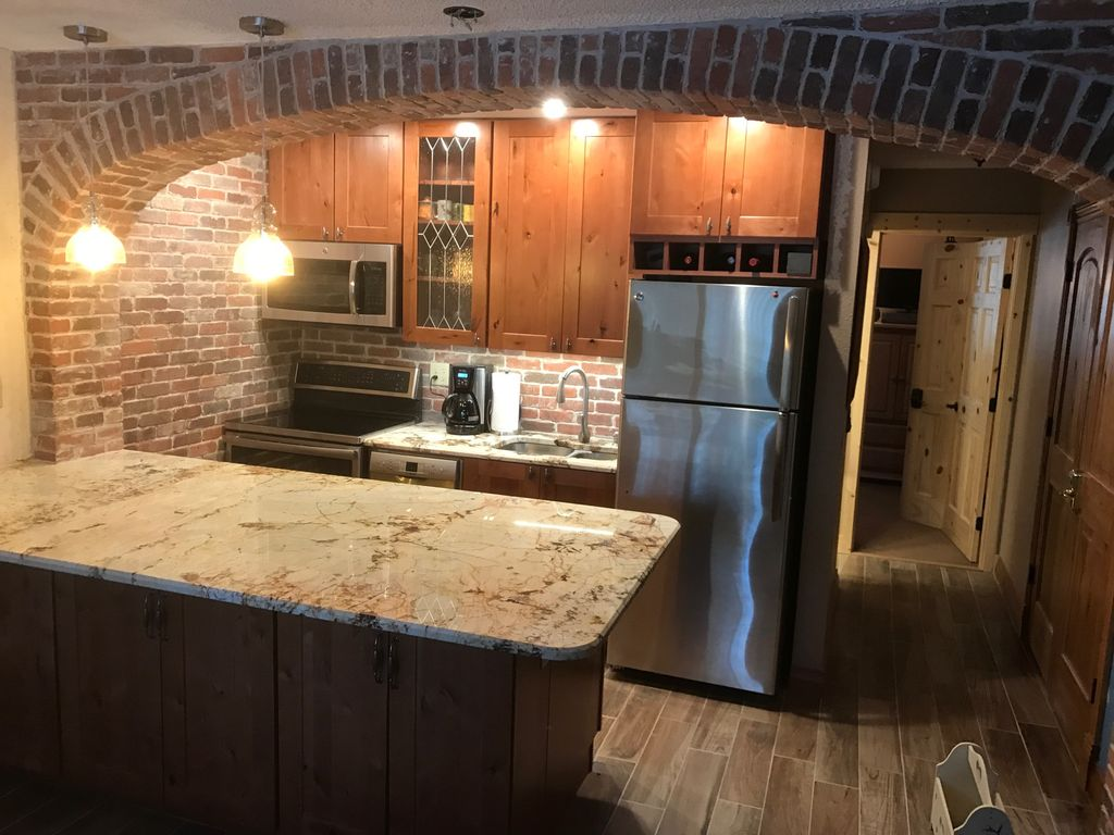 Brick Arched Grotto In Main Winter Park Res Vrbo