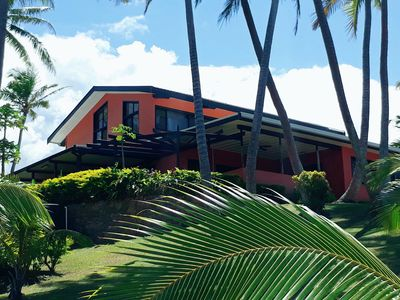 Villa Lomalagi is known as the house with the Million Dollar View