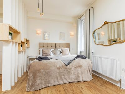 Photo for Brand New Open Plan 1 Bedroom Holiday Suite