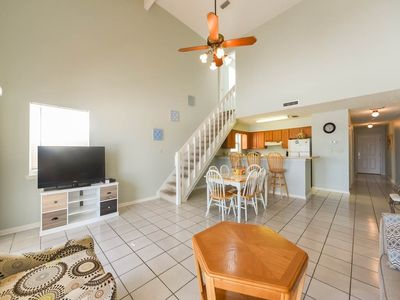 Photo for Gorgeous views from this 3rd floor end unit.