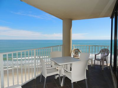 Photo for One Ocean Place 504 - Spacious three-bedroom, three-bath oceanfront condo