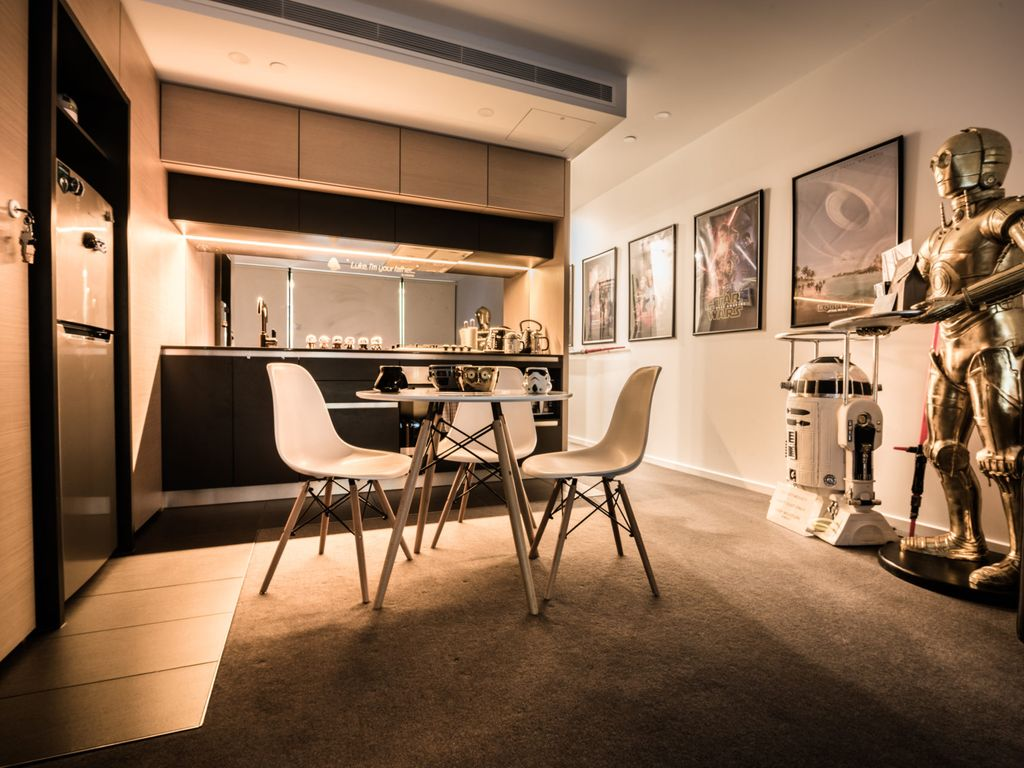 Star Wars Suite - Nord Melbourne, VIC - FeWo-direkt