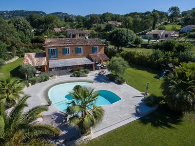Photo for Villa 6P, St Paul de Vence