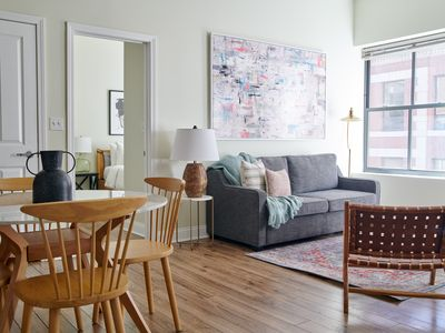 Photo for Sonder | Financial District | Bright 2BR