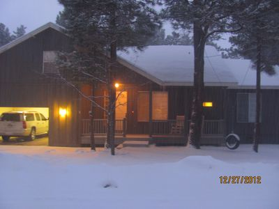 Beautiful Custom Home in the Pinetop Country Club Area with free Wi-Fi