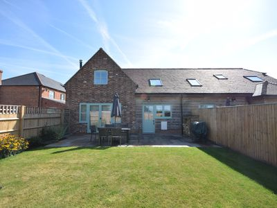 Photo for The Dairy , Emsworth  -  a barn conversion that sleeps 4 guests  in 2 bedrooms