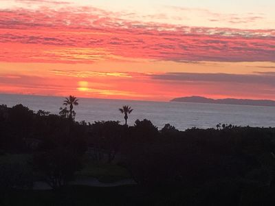 Photo for Monarch Golf Course 11th Hole  with view of Catalina Island Gated Community