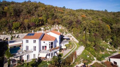Photo for Apartment Bella Vista  in Kroatien, Kvarner Bay - 8 persons, 2 bedrooms