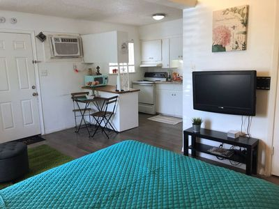 Photo for New Listing! Thrifty / functional studio near AUS / downtown