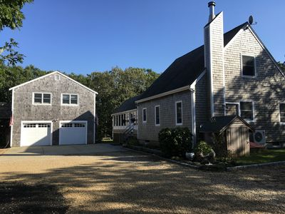 Photo for Beautiful Edgartown Home--3 BR/2.5BA, Hot Tub, Gourmet Kitchen, Screened Porch
