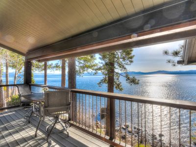 Photo for High End Lakefront Home in Brockway Springs Resort, 15 min drive to Resort