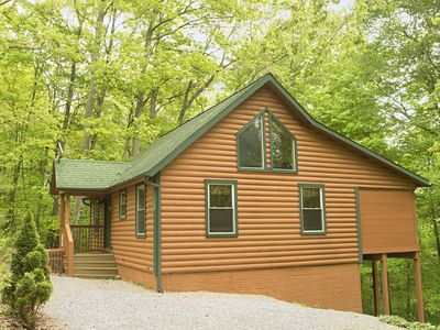 Photo for Bluebird Cabin at Hummingbird Hill (Hocking Hills area)