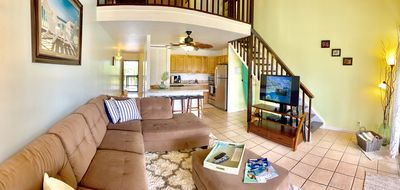 Photo for Comfy, Cozy Condo @ Turtle Bay Resort. Sleeps 5 comfortably. Includes beach gear