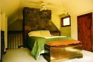 Bedroom with Queen Bed and Sat. TV