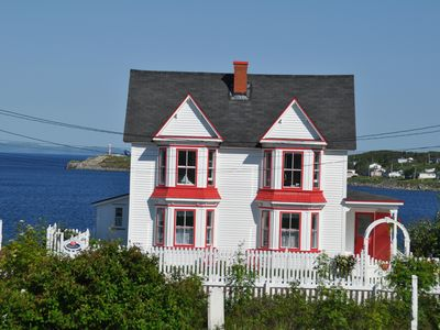 Photo for Mallamoore House: An oceanfront retreat in Heart's Content, Newfoundland