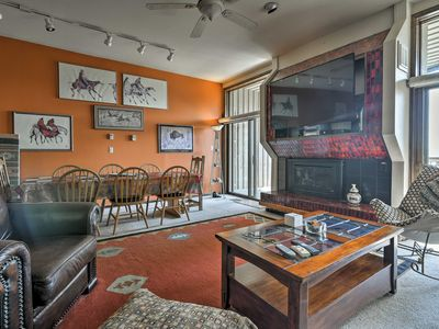 Photo for NEW! Steamboat Springs Condo w/Spa, Views & Grill!