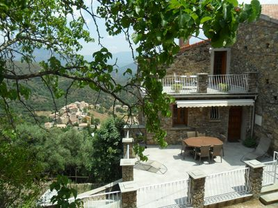 Photo for AUTHENTIC CORSICA HOUSE CLOSE TO THE ASCO