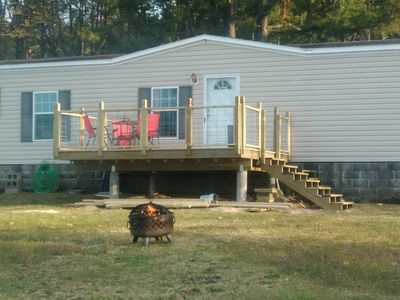 Photo for Dog Friendly! 3 BR 2 BA on 4 acres, fenced, in the foothills of the Ozarks