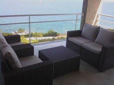 Photo for 2BR Apartment Vacation Rental in Luri, Corse