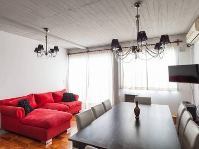 Photo for Luxury townhome up to 5 people with private patio and terrace