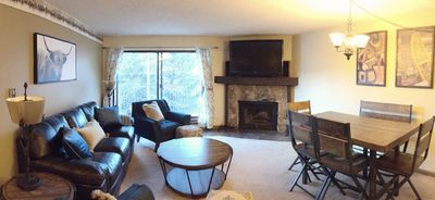 Photo for Lakeside 2BR w/ Pool, Hot Tub, Fireplace & Free Shuttle to Vail & BC Slopes!