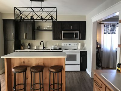 Luxury Second-Story Apartment on Main Street. Newly Renovated. CUYUNA