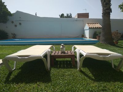 Photo for CASA ANA: Very quiet with garden and pool to relax