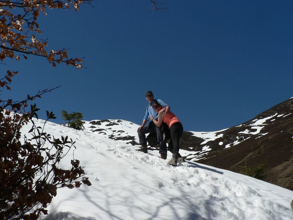 winter summer holiday pyrenees family friends enjoy this majestic