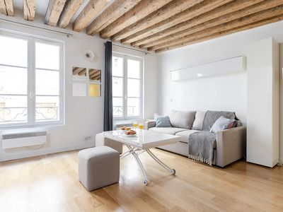Photo for CHARMING STUDIO IN THE HEART OF SAINT GERMAIN DES PRES