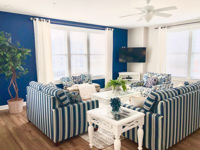 "Photo for ""Bayside Oasis III"" Newly Built Condo in the Heart of Ocean City-Seniors Welcome"