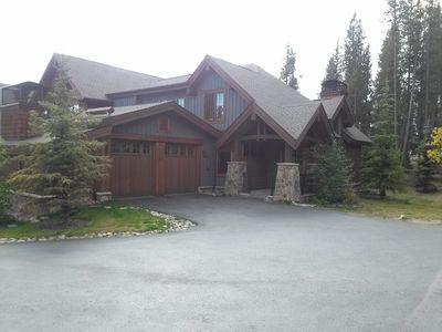 Photo for Luxury Ski In, Gondola Out Mountain Thunder retreat. Perfect location in Breck