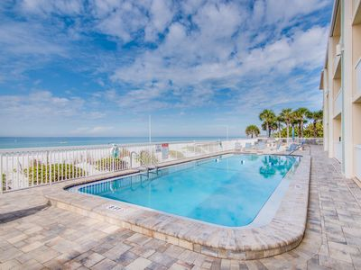 Photo for Fifty Gulfside 109 Beach Front Building