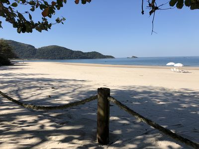 Photo for House in condominium closed in the Beach of Santiago, São Sebastião