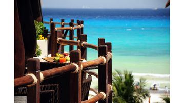 Winner of Top 25 in Luxury in All of Mexico - Penthouse - 3 Bedroom Beach Club Promo #350