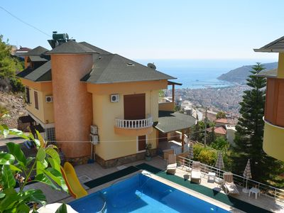 Photo for You Will Love This Luxury Villa with Balcony in Alanya, Alanya Villa 1037