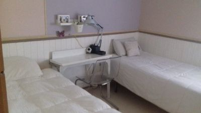 Photo for DOUBLE BED WITH GARAGE