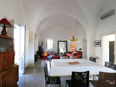 Photo for Family friendly villa in Southern Italy bright & spacious, close to top beaches!