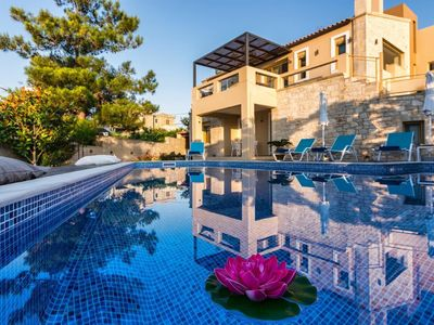 Photo for Holiday house Roussospiti for 1 - 10 persons with 4 bedrooms - Holiday house
