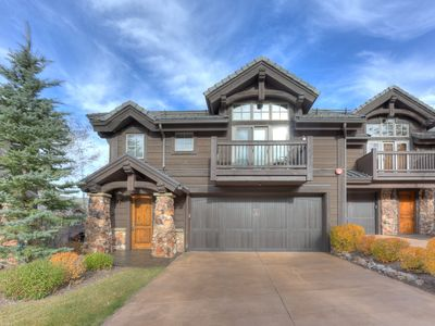 Photo for 4BR Townhome Vacation Rental in Park City, Utah