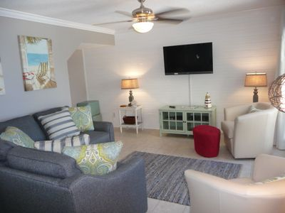 Photo for Pinnacle Port Vacation Rentals- A tower 2 bdr. Gulf View from Balcony