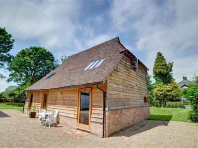 Photo for Vacation home Saddlehurst Barn in Cranbrook - Hawkhurst - 4 persons, 2 bedrooms