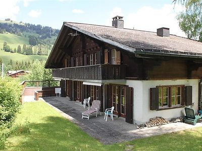 Photo for Apartment Lombachhaus Tal in Saanenmöser - 6 persons, 4 bedrooms
