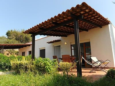 Photo for Residence with garden, swimming pool, near the National Park of Cilento, Vallo di Diano and Alburni