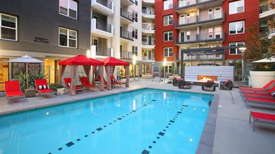Photo for Luxury 1 Bed & 1 Bath 2bed near Diamond Jamboree UCI Disneyland Airport Downtown
