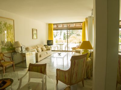 Photo for Beautiful two bedroom apartment located at the stunning La Alcazaba