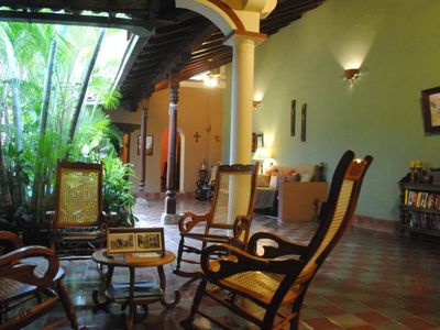 Photo for Colonial charm in the heart of Granada