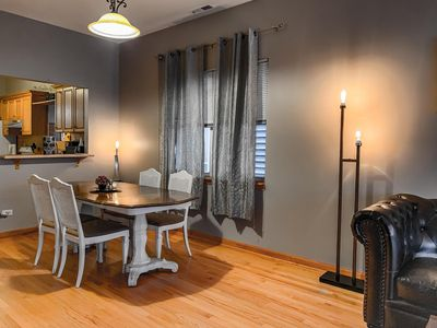 Photo for Perfect for Large Groups on Budget. Safe* Location* Comfort* Patio* St Parking*