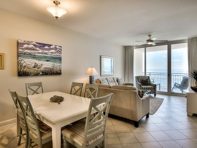 Photo for Perfect beach condo! 3 BD/ 2BA at AQUA! Booking late summer and fall now!