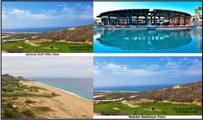 Photo for New MUST SEE Incredible Views Golf Beach Ocean 3Brm3 Bath Resort Amentities