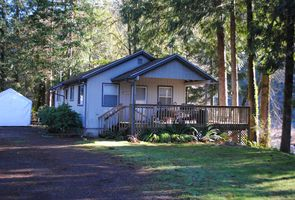 Photo for 2BR Cabin Vacation Rental in Swisshome, Oregon